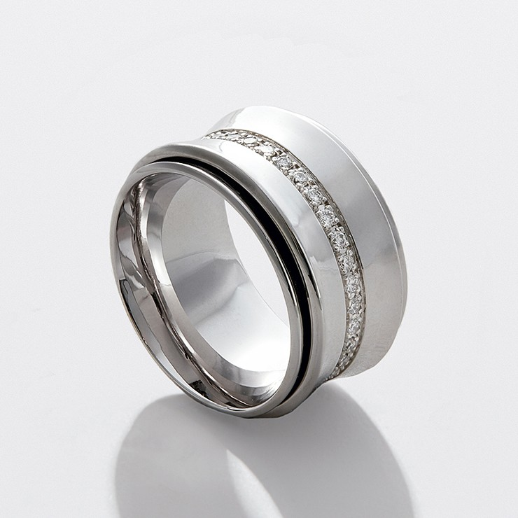 Inseparable Ring - Large Line