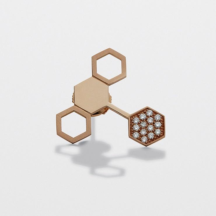 Molecule Earcuff