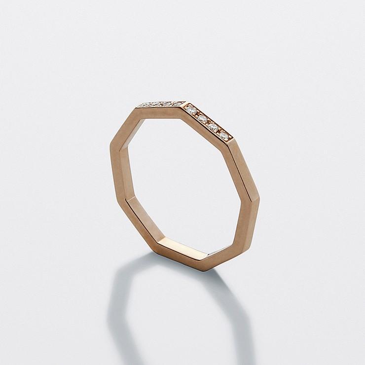 Nonagon Ring